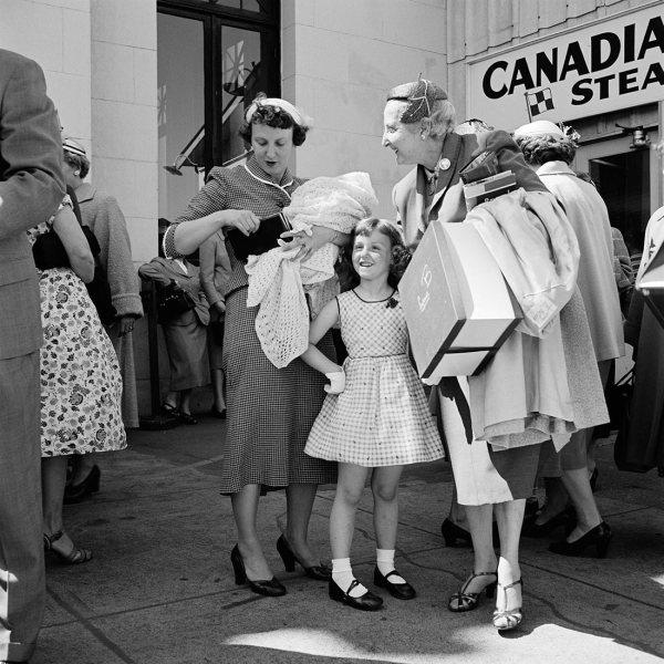 1950s, Canada
